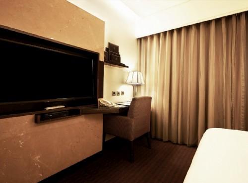 高級套房浴室