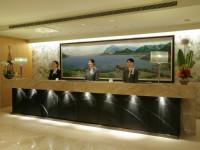 福容大飯店-台北一館-櫃檯