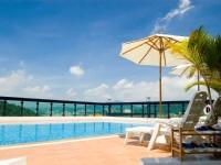 春天酒店-游泳池