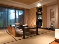 春天酒店-日式客廳
