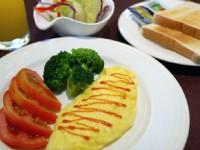 富濠飯店-早餐