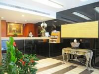 東姿商務旅館-大廳