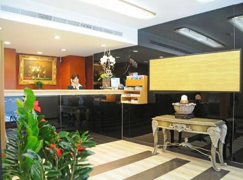 東姿商務旅館