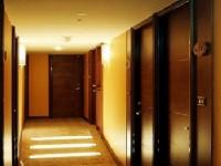 東鑫商務旅館-走廊一隅