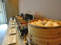 台北官邸飯店-早餐吧