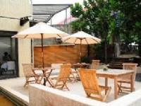 台北官邸飯店-後花園