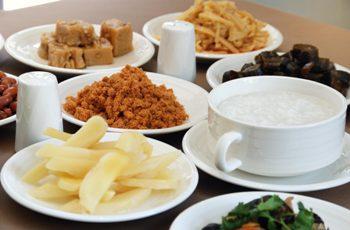 中西式早餐