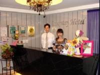 新樂町精緻旅居-飯店櫃台
