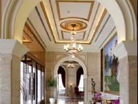 首都大飯店-大廳
