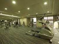 福容大飯店-台北二館-健身房