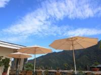 泉世界溫泉會館-庭園餐廳