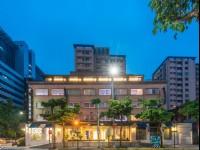 馥華商旅-南港館-外觀