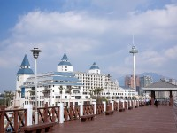 福容大飯店-淡水漁人碼頭-漁人碼頭和情人塔