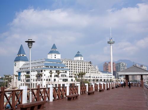 漁人碼頭和情人塔