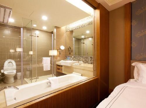 海景豪華家庭客房A衛浴