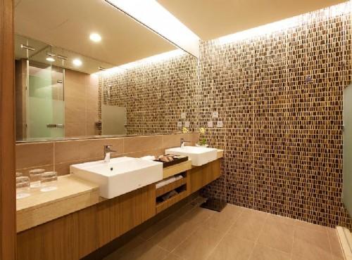 海景豪華家庭客房B衛浴