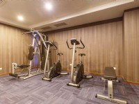 SL 飯店-健身房