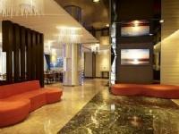 沐舍時尚酒店-中和館-寬敞時尚的大廳