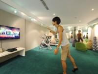 承億文旅淡水吹風-健身房