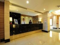 馥俐商務旅館(原馥麗商旅)-大廳及接待櫃台