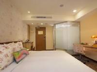 長富時尚旅店-簡約客房