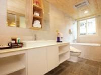 長富時尚旅店-浴室空間