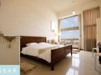 藍色水岸淡水海景旅店-標準景觀2人房