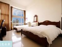 藍色水岸淡水海景旅店-標準景觀4人房
