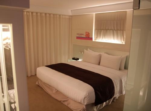 精緻客房一大床