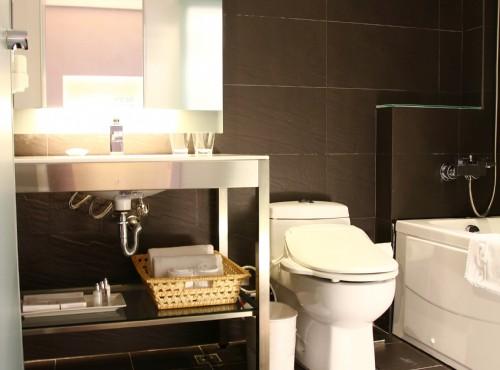 精緻客房兩小床衛浴