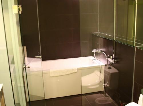 豪華客房一大床衛浴