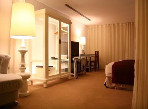 豪華客房兩小床
