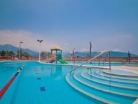金山海灣溫泉會館-游泳池