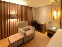 力丽哲园商旅-台北-豪华客房-卫浴空间
