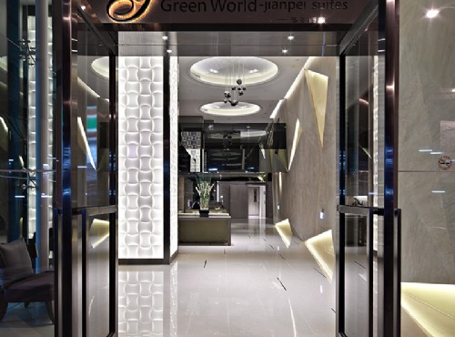 Green World Jianpei Hotel Com Tw Provides Brief Hotel Introduction