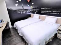西悠飯店-台北店-雙床雙人房