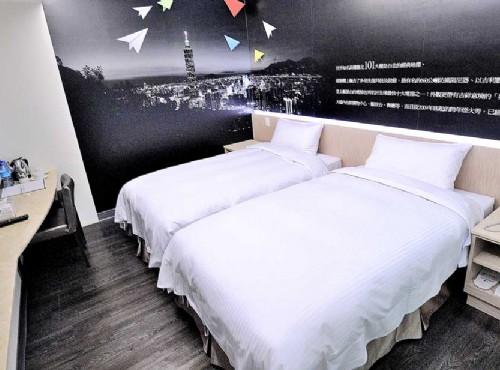 雙床雙人房