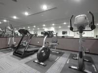 駿宇飯店-健身房