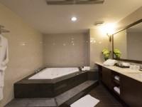 駿宇飯店-浴室