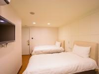 萊婕精品旅館-兩小床