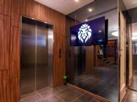 萊恩精品旅館-電梯
