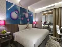 甄美精品旅店-高級大床房