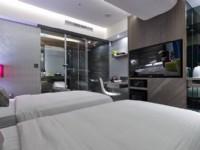 甄美精品旅店-高級雙床房