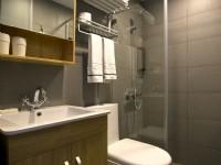 約克設計旅店-北歐景觀二人房-浴室