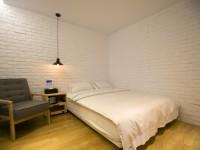 約克設計旅店-北歐溫馨二人房