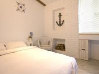 約克設計旅店-地中海景觀二人房