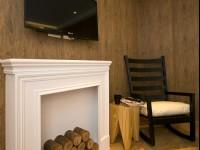 約克設計旅店-北歐溫馨四人房