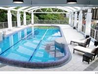 大地酒店-泳池