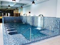 大地酒店-水療池
