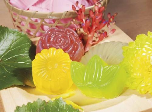 手工香皂DIY